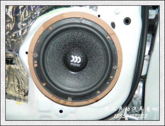 【武汉声动】简单改装RAV4霸客系统 - 香港佳能仕公司 - 汽车音响改装案集锦!摩雷和MOSCONI